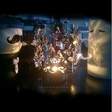 Kochany Mikołaju! Ostatnio odkryłam obrotowe latarenki - i stały się one moim...