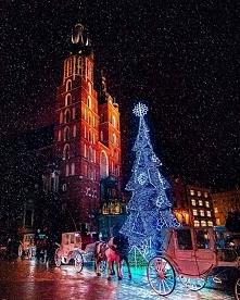 Kraków na święta :D