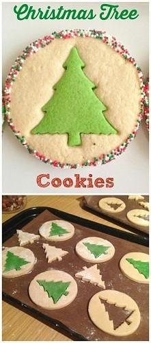 8. Choinkowe ciasteczka!