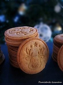 Miodowe ciasteczka z cynamo...