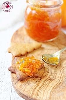 Konfitura pomarańczowa - Wypieki Beaty