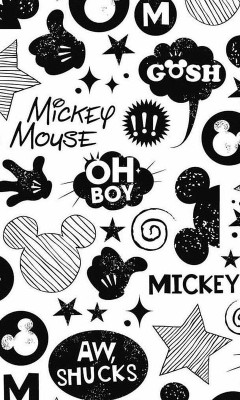 Tapeta Mickey Mouse