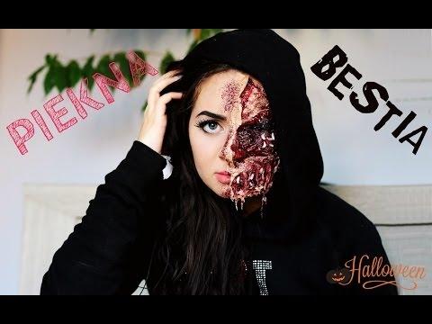 ★Halloween★ Piękna i Bestia / Beauty and the Beast ★