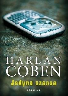 Uwielbiam książki Harlana Cobena. Przeczytałam ich już chyba z 15 i jeszcze mi mało....Moim marzeniem jest przeczytać wszystkie książki tego auora, ponieważ jest on po prostu GE...