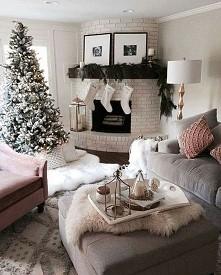 świąteczne wnętrze