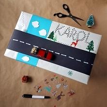 Kreatywne pakowanie prezentów – pomysł dla chłopca [23 sposoby po kliknięciu w zdjęcie]