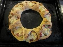 Pizza korona Przepis po kliknięciu w zdjęcie