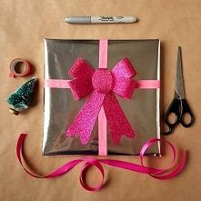 Kreatywne pakowanie prezent...