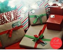 Gdybym miała możliwość napisania w liście do Świętego Mikołaja wszystko czego zapragnę byłyby to właśnie te rzeczy. Znalazłyby się w ogromnym pudełku przepasanym wielką czerwoną...