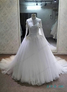 księżniczki suknia ślubna