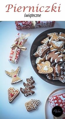 Pierniczki świątecznie. Kli...