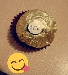 Słodycze, mała rzecz, a cieszy :)