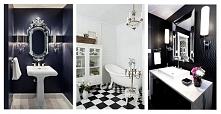 Aranżacja łazienek w zjawiskowym stylu Glamour