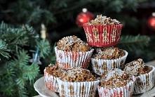Muffiny marchewkowe, wegańskie i bez pszenicy!