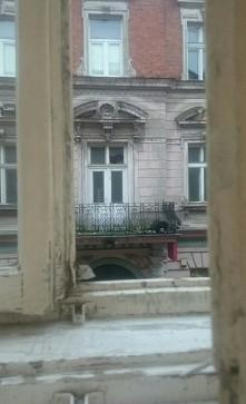 Widoki z tarnowskich okien