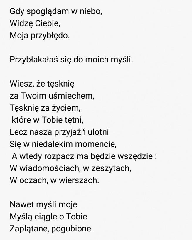 Stary Wiersz Na Wiersze I Cytaty Zszywkapl