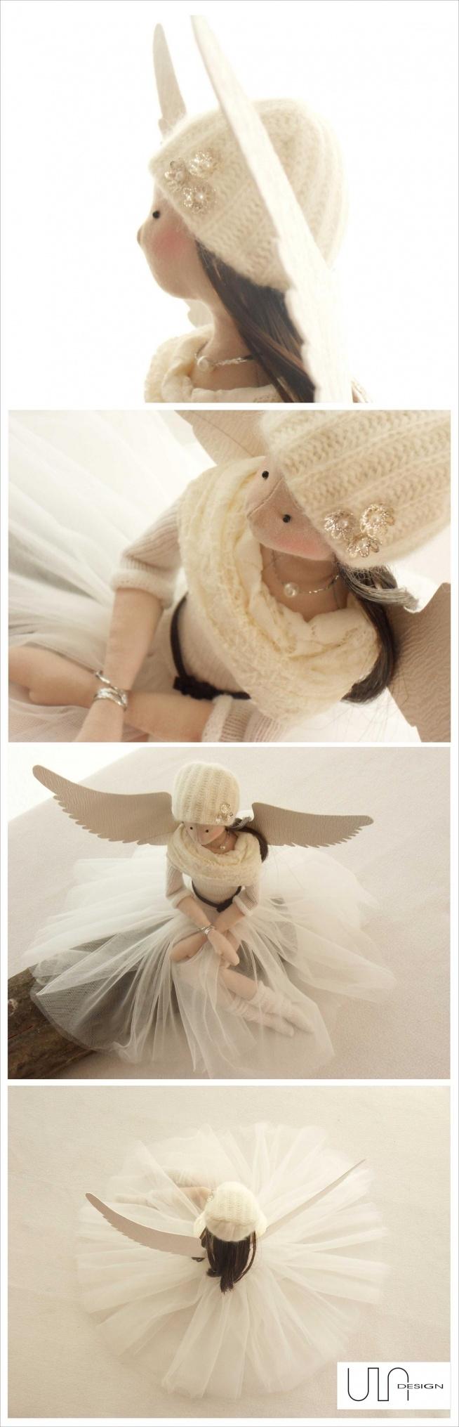 tilda anioł prezent ślub