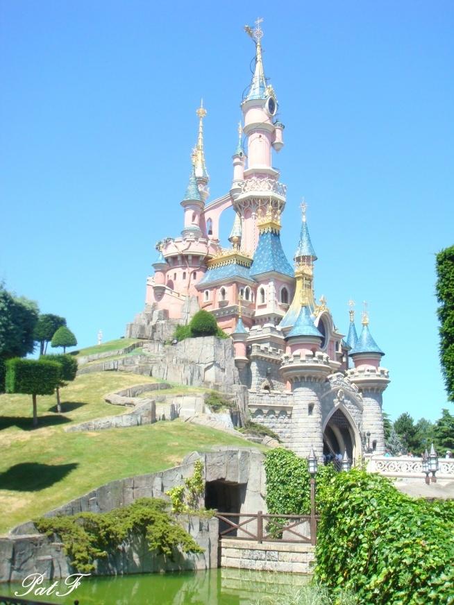 Paris, Disneyland