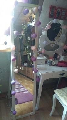 Spełniłam swoje marzenie. Toaletka i lustro *.*