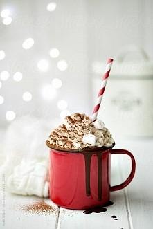 Gorąca czekolada z piankami!