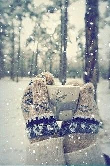 zima; święta