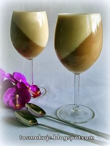 Potrzebujesz: 1 tabliczkę mlecznej czekolady 300 ml śmietany kremówki 250g se...