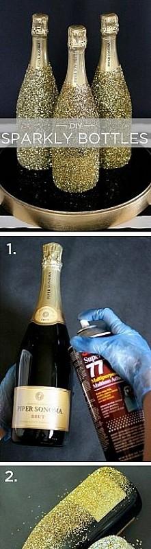 sylwestrowe szampany