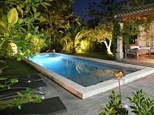 Odkryty basen w ogrodzie - chcę to!