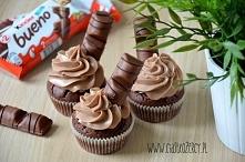 Muffinki Kinder Bueno