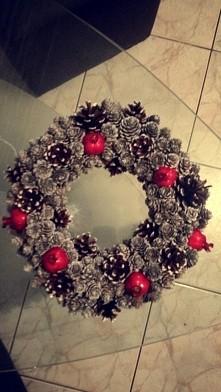 #diy #christmas #wianek