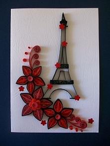 Kartka z Paryża