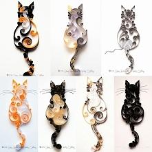 Koty z papieru