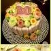 Torcik urodzinowy :) Pokryt...