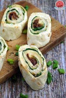 Koreczki z tortilli Kliknij w zdjęcie :)