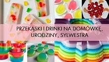 Drinki na domówkę i przepis na alkożelki
