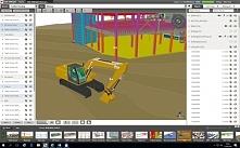 Drukuj Wykorzystanie narzędzi BIM do projektowania zagospodarowania terenu budowy w aspekcie bezpiecznego prowadzenia robót