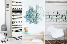 Jak niedrogo udekorować mieszkanie, czyli 15 DIY-sposobów za grosze