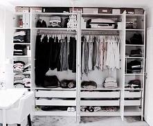 Marzenie mieć taką garderob...