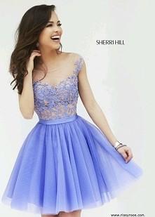 Niebieska;)