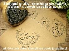 zaproszenia ślubne, cała oferta na stronie jotstudio.pl