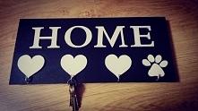 Wieszak na klucze Home