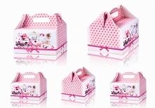 pudełka weselne