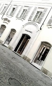 Chanel, Italy dreams come true