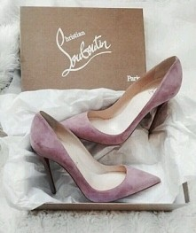 Pink shoes♡