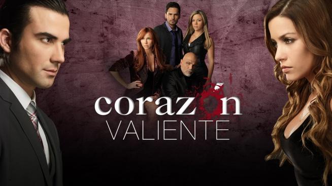 Corazón Valiente (2012-13)  Telenowela opowiada historię o miłości, lojalności i odwadze dwóch przyjaciółek, które zostają rozdzielone na długie lata. Po latach spotykają się. Obie zostają ochroniarzem, aby bronić innych i własne szczęście.