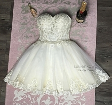 Koronkowa sukienka Carachel sukienkowo.com