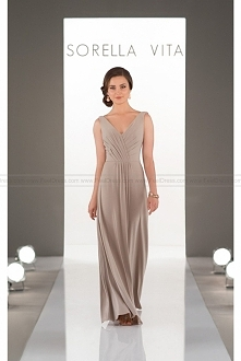 Sorella Vita Soft Flowing Boho Bridesmaid Dress Style 8862