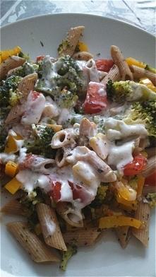 Szybki improwizowany obiad :)
