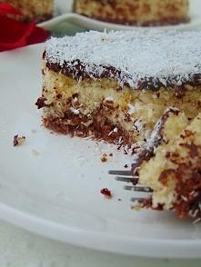 Ciasto Bounty  Przepis po kliknięciu w zdjęcie :)
