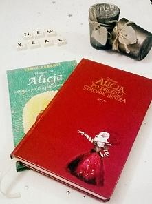 Nowy rok inspirowany Alicją po drugiej stronie lustra!